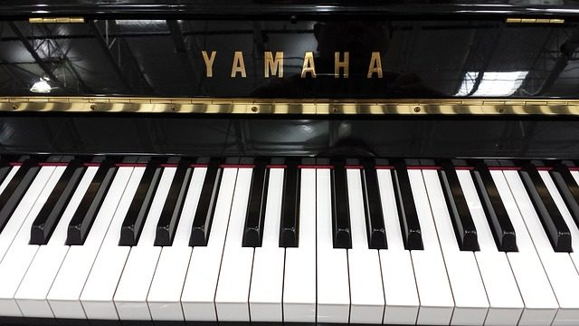 Yamaha Klaviere
