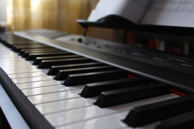 Alesis Recital Digitalpiano Tasten