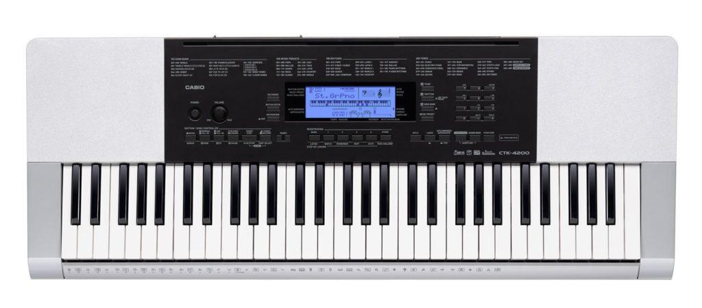 Casio CTK-4200 Keyboard im Test
