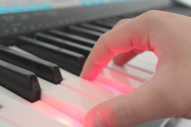 Keyboard-spielen
