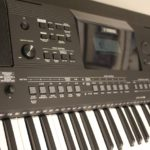 Yamaha Keyboard E463 Technik
