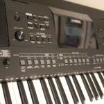 Yamaha Keyboard E463 Technik