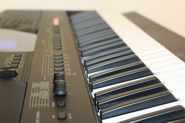 Yamaha PSR-E453 Optionen