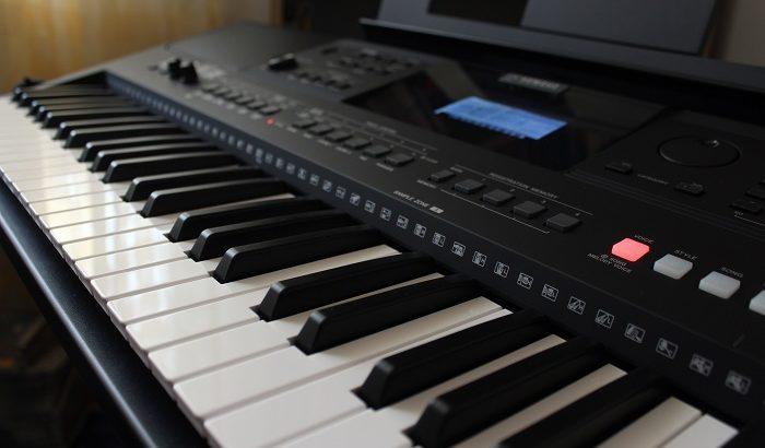 yamaha psr e463 keyboard im test sampling f r einsteiger. Black Bedroom Furniture Sets. Home Design Ideas