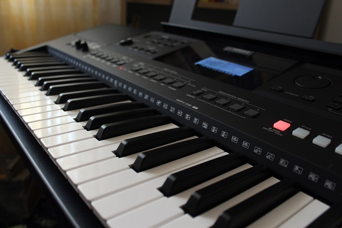 yamaha psr e463 keyboard im test sampling f r einsteiger. Black Bedroom Furniture Sets. Home Design Ideas