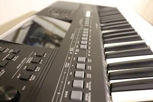 Yamaha-PSR-E463-Keyboard
