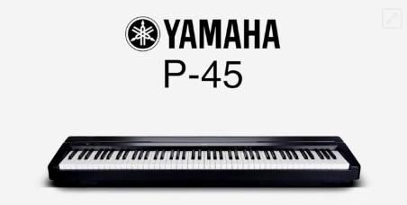 Yamha P-45