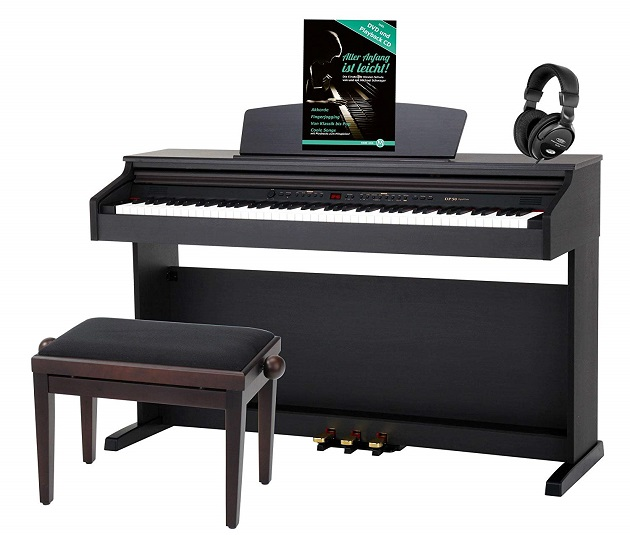 Classic Cantabile DP-50 RH E-Piano