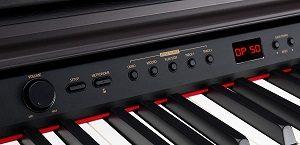 Classic Cantabile DP-50 RH E-Piano Funktionen