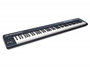 M-Audio-Keystation-88-II-USB-MIDI-Tastatur-Keyboard
