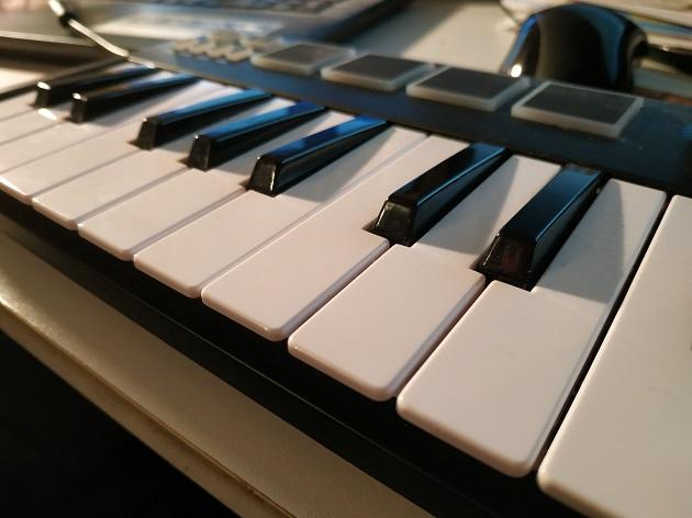 MIDI Keyboards für den Einstieg