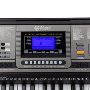 Schubert Etude 450 Display