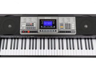 Schubert Etude 450 Keyboard mit Leuchttasten