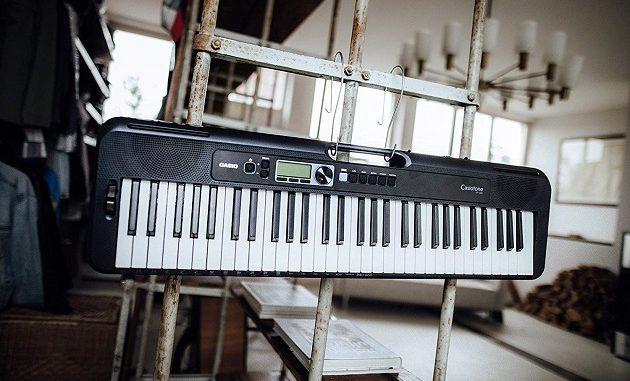 Casio CT-S300 Keyboard für Einsteiger