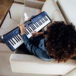 Casio CT-S300 Keyboard spielen