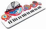 Winfun 49 Tasten Kinder Keyboard Piano 8 Instrumente
