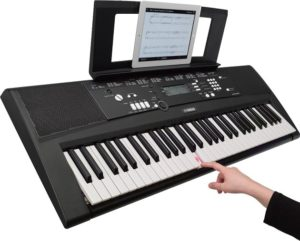 Yamaha-EZ-220 Keyboard