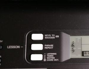 Lernfunktionen Yamaha PSR-E 363