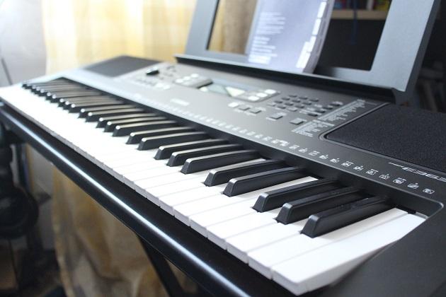 Yamaha Keyboard PSR-E363 für Anfänger