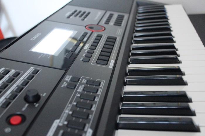 Casio CTX 5000
