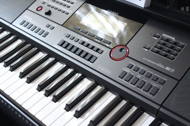 Casio CTX-5000 Keyboard Instrument