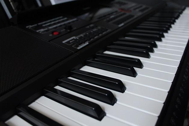 Casio CTX-5000 Keyboard Tasten